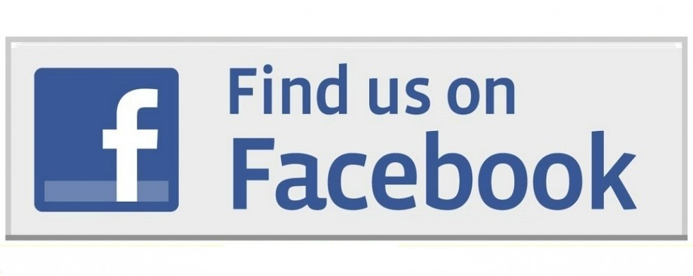 You can follow us on Facebook…